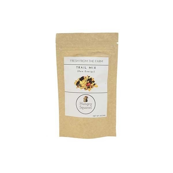 Hungry Squirrel Raw Energy Trail Mix (50Gm X 3)