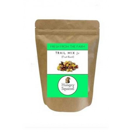 Hungry Squirrel- Dried Fruits, Nuts & Berries- Fruit Burst Healthy Snack Pack (50Gm X 3)