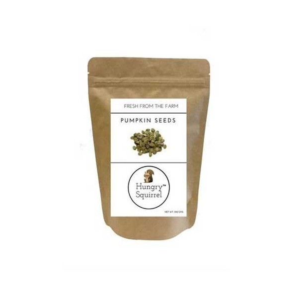 Hungry Squirrel- Imported Pumpkin Seeds- Full Of Health Promoting Antioxidants 250Gm