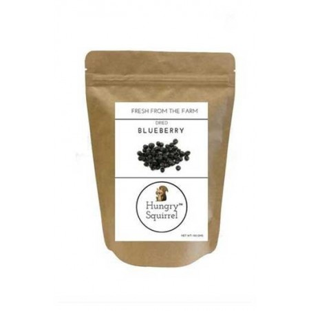 Hungry Squirrel Dried Blueberry 150Gm