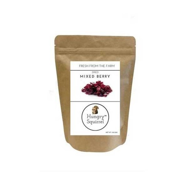 Hungry Squirrel Dried Mixed Berry 150Gm