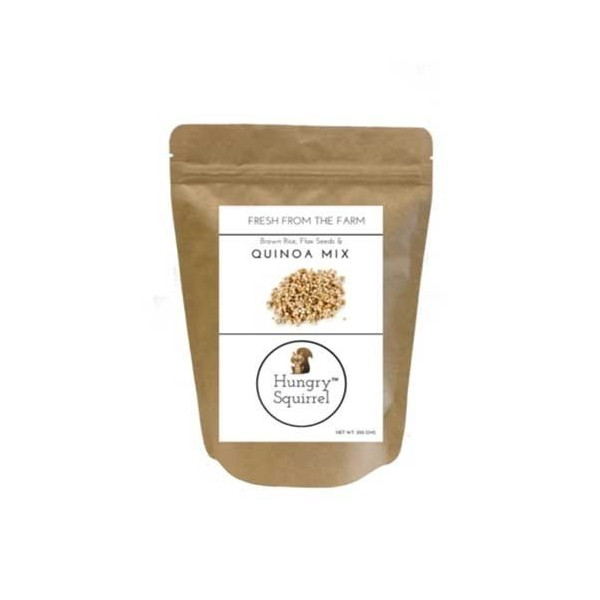 Hungry Squirrel- Nutritious Quinoa Mix -Healthy & Wholesome 250Gm