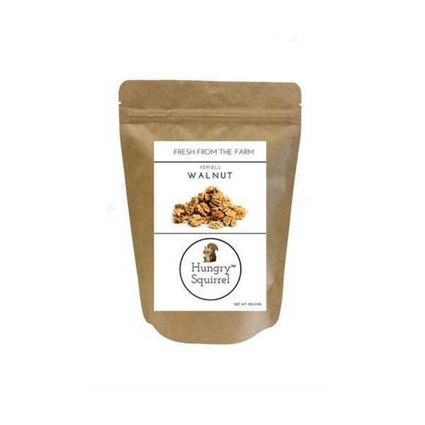 Hungry Squirrel- Omega 3 Rich Walnuts- Full Of Antioxidants 250Gm