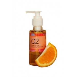 A2 Naturals Face Wash Honey Or Orange
