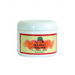 A2 Naturals Nourish Facial/Face Mask For Glowing Skin