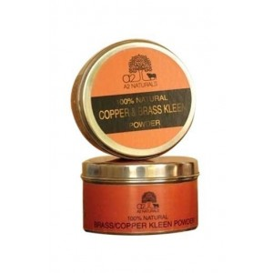 A2 Naturals 100% Natural Copper & Brass Kleen Powder
