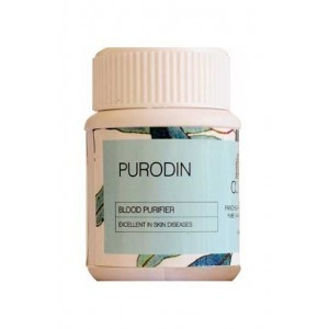 A2 Naturals Purodin Blood Purifier For Skin Diseases