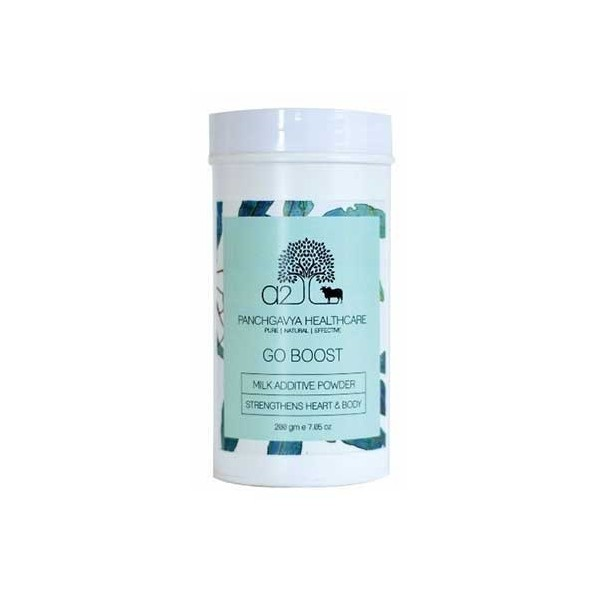 A2 Naturals Go Boost Powder - Strengthens Heart & Reduces Cholesterol