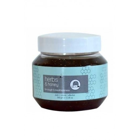 A2 Naturals Herbs & Honey For Cough & Breathlessness