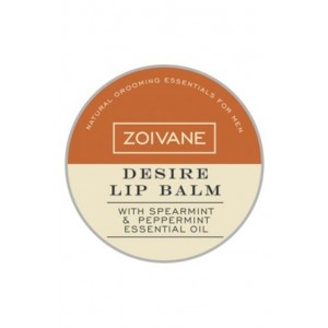 Zoivane Men Lip Balm- Desire- Cooling & Calming