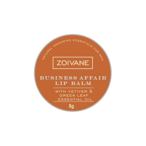 Zoivane Men Lip Balm- Business Affair- Anteseptic Moisturiser
