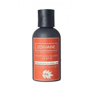 Zoivane Natural Daily Scrub for Men- For Oily Skin- Get Blemish free Skin