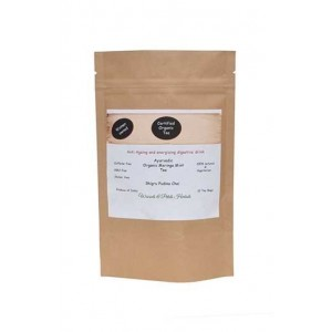 Woods And Petals- Organic Moringa Mint Tea