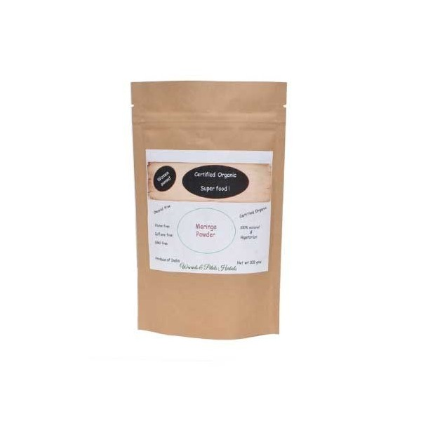Woods And Petals- Organic Moringa Powder
