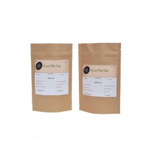 Woods And Petals- Rare & Healthy White Tea- Set Of 2