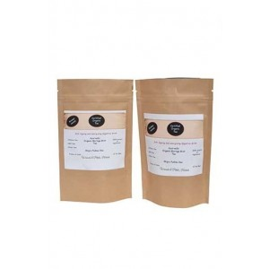 Woods And Petals- Organic Moringa Mint Tea- Set Of 2