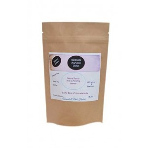 Woods And Petals Ayurvedic Ubtan / Kanti Lepa, Face And Body Bath Powder