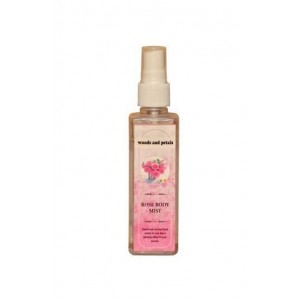 Woods And Petals- Rose Body Mist- 100Ml