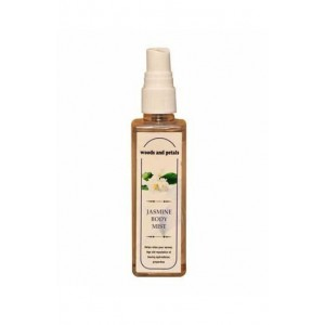Woods And Petals- Jasmine Body Mist- 100Ml