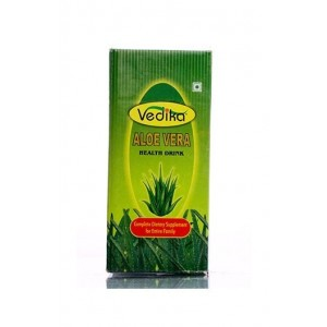 Vedika Aloe Vera Herbal Health Drink For Overall Being