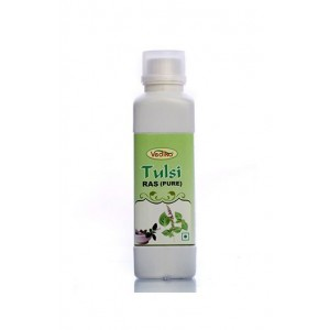 Vedika Basil (Tulsi) Pure Herbal Juice