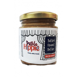 Purple Hippie Salted Peanut Butter