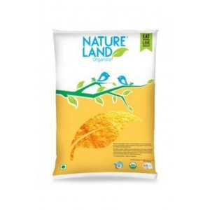 Natureland Organics Maize Dalia 500 Gm