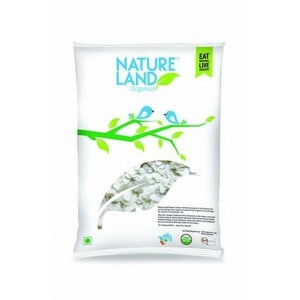 Natureland Organics Rice Poha 500 Gm
