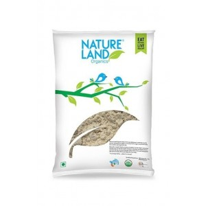 Natureland Organics Shorgum Flour 500 Gm