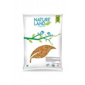 Natureland Organics Wheat Dalia (Porridge) 500 Gm