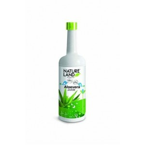 Natureland Organics Aloevera Juice 500 Ml