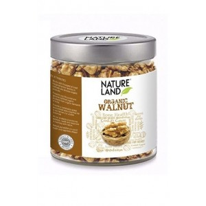 Natureland Organics Walnut 150 Gm