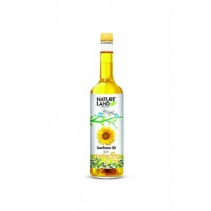 Natureland Organics Sunflower Oil 1 Ltr.