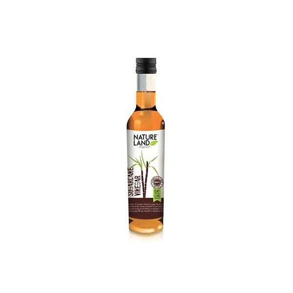 Natureland Organics Sugarcane Vinegar 200 Ml