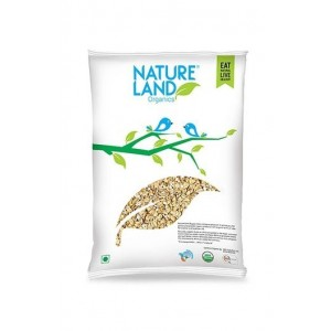 Natureland Organics Oat Flakes 250 Gm