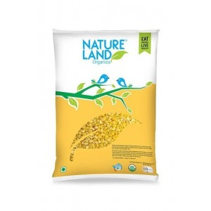 Natureland Organics Masoor Split Washed