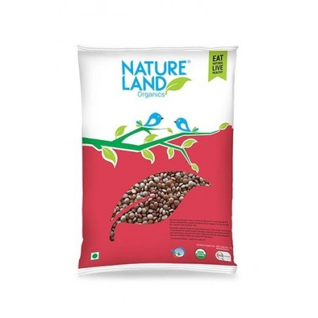 Natureland Organics Masoor Whole