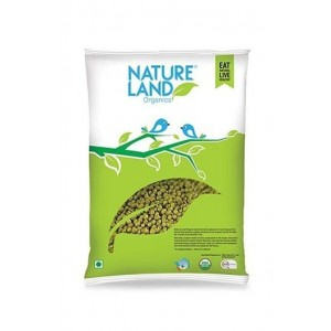 Natureland Organics Moong Whole