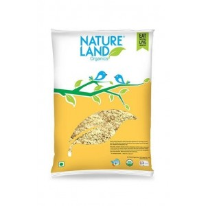 Natureland Organics Chana Besan 500 Gm