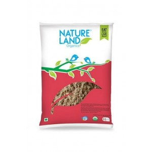 Natureland Organics Whole Chana Flour 500 Gm