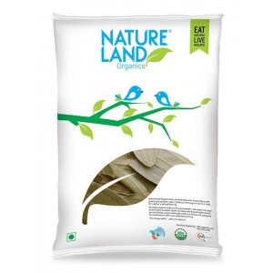 Natureland Organics Bay Leaves 50 Gm
