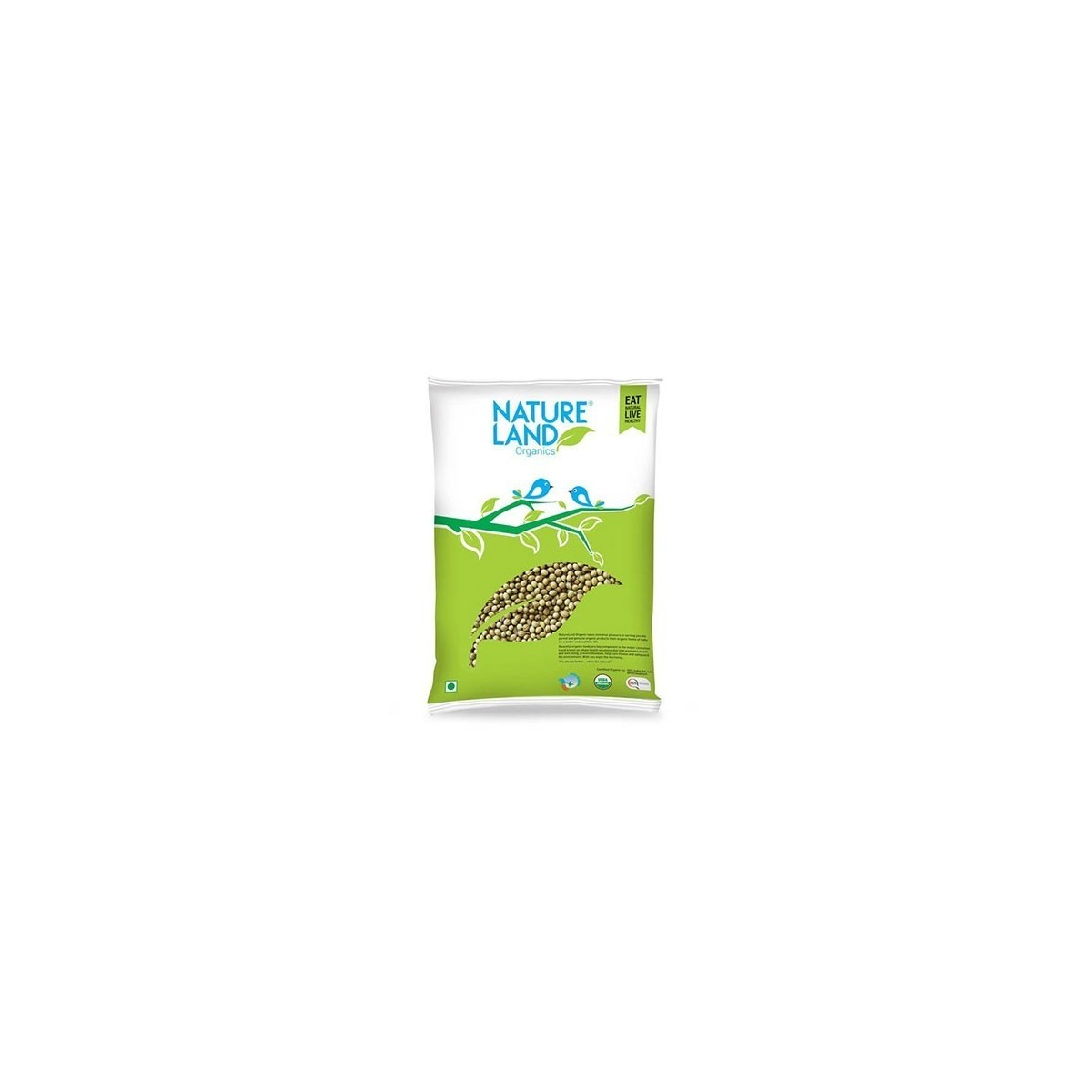 Natureland Organics Coriander Whole