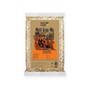Natureland Organics Roasted Multi Grains Mix