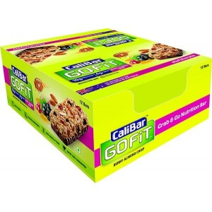 Calibar Gofit Nutrition-Protein Bar -Berry Almond Crisp