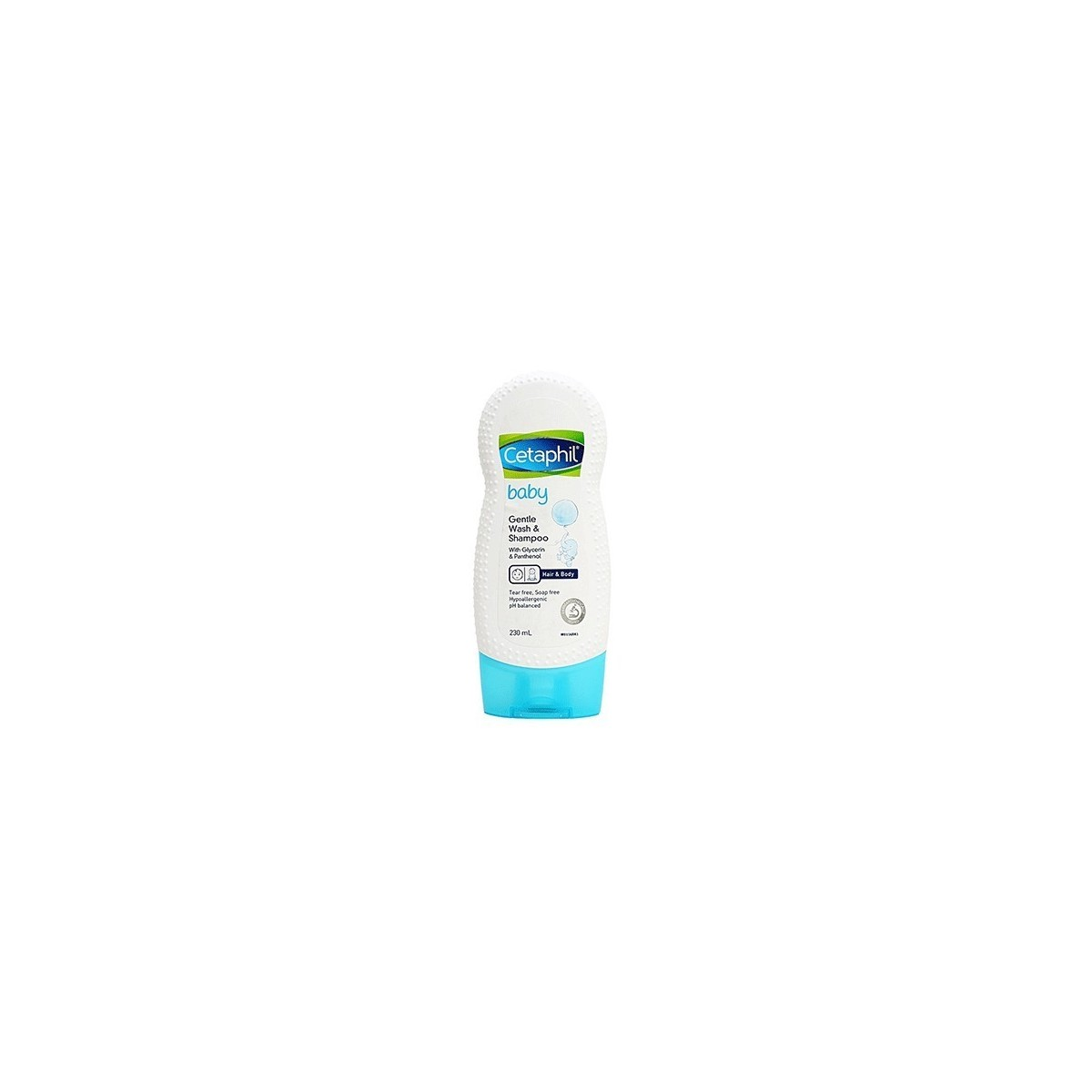 Cetaphil Baby Gentle Wash & Shampoo 230 Ml