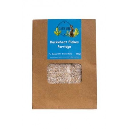 Earth Baby Organic Buckwheat Porridge