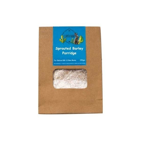 Earth Baby Sprouted Barley Porridge