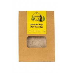 Earth Baby Sprouted Organic Ragi Malt Porridge