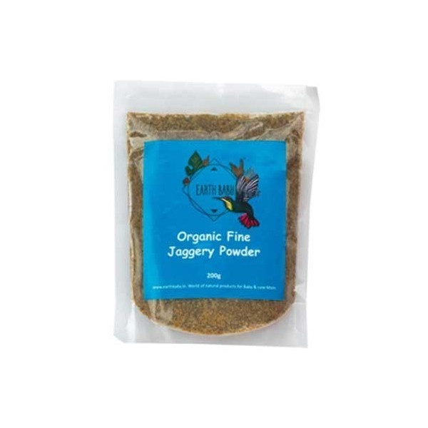 Earth Baby Organic Fine Jaggery Powder