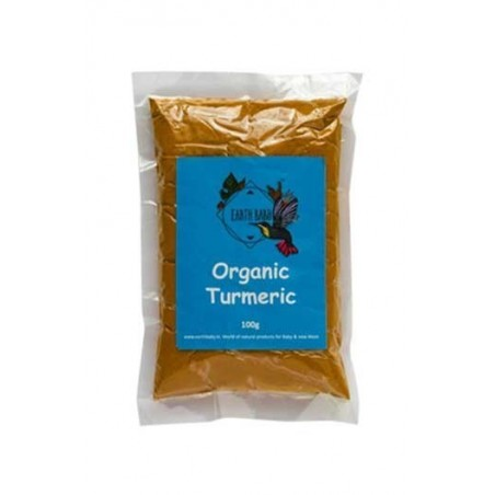 Earth Baby Organic Turmeric Powder